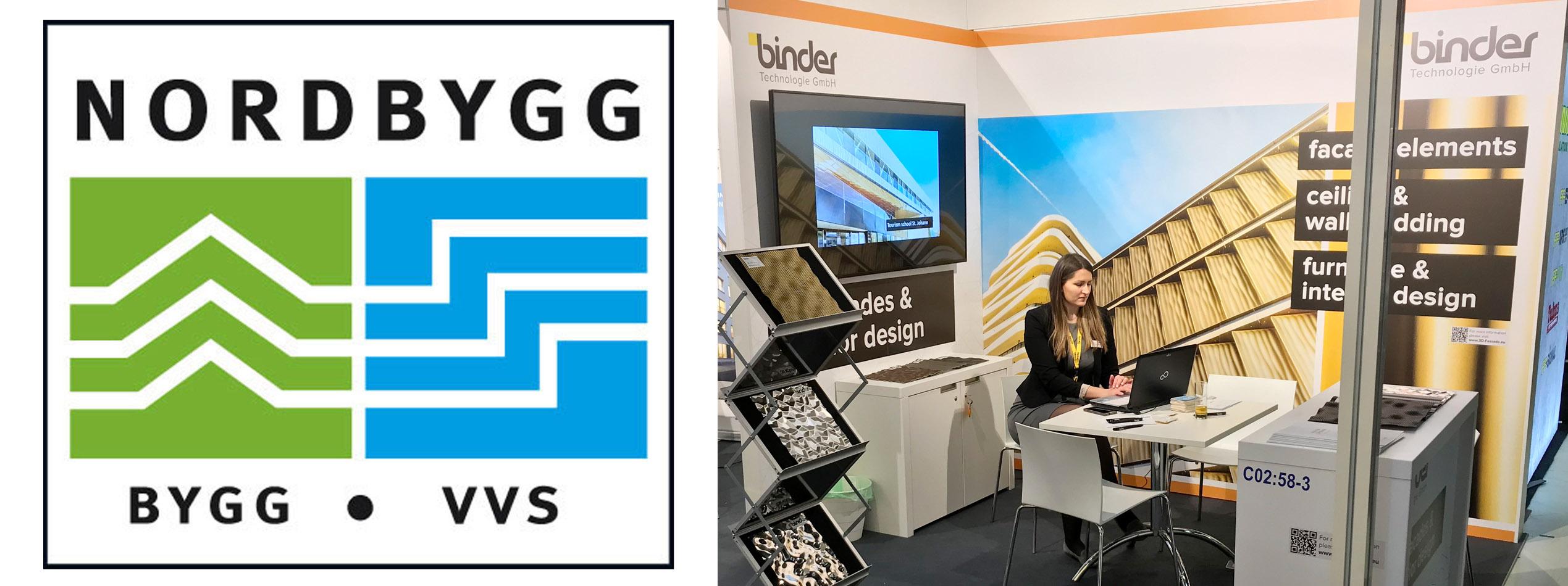 Nordbygg 2018 stockholm binder technologie gmbh for Stockholm veranstaltungen